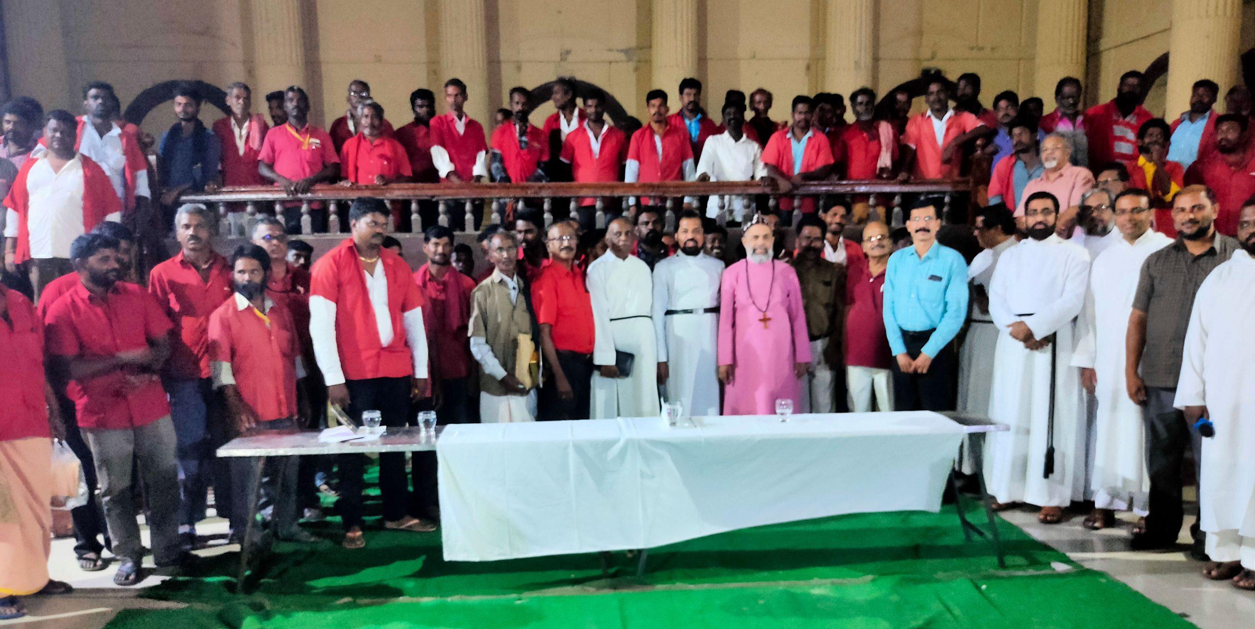 Mar Crysostom Birth Centenary Railway Porters Ministry